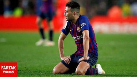 به مدیران بارسلونا اعلام کردم علاقه ای به تمدید قرارداد ندارم!