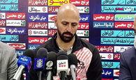 نشست خبری حمید عبداللهی مربی تراکتور + فیلم