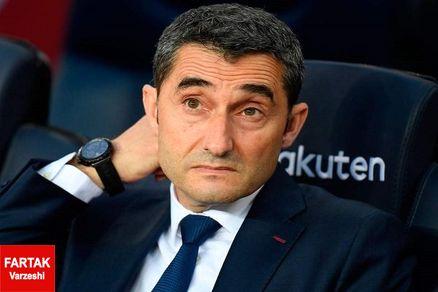 توضیحات سرمربی بارسلونا در خصوص جذب بازیکن جدید