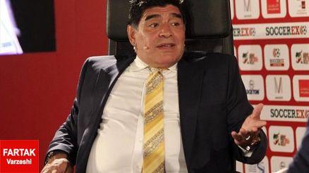 مارادونا: اصرار برای بازگشت مسی بیفایده است