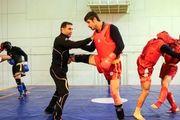 میزبانی تربیت بدنی آستان قدس از تیم ملی ووشو در آستانه رقابتهای جهانی