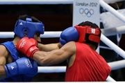 نخستین پیروزی محمد شوریان در رقابتهای بوکس قهرمانی جهان