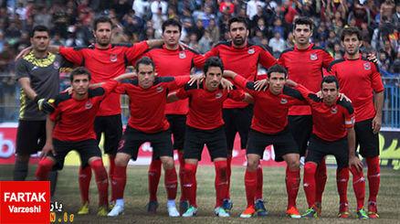 لیست بازیکنان ایرانجوان برای رویارویی با نفت مسجد سلیمان اعلام شد
