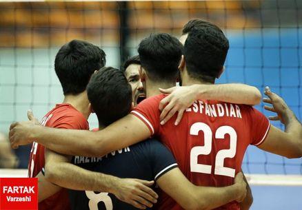 صعود ایران به فینال در بازی جنجالی