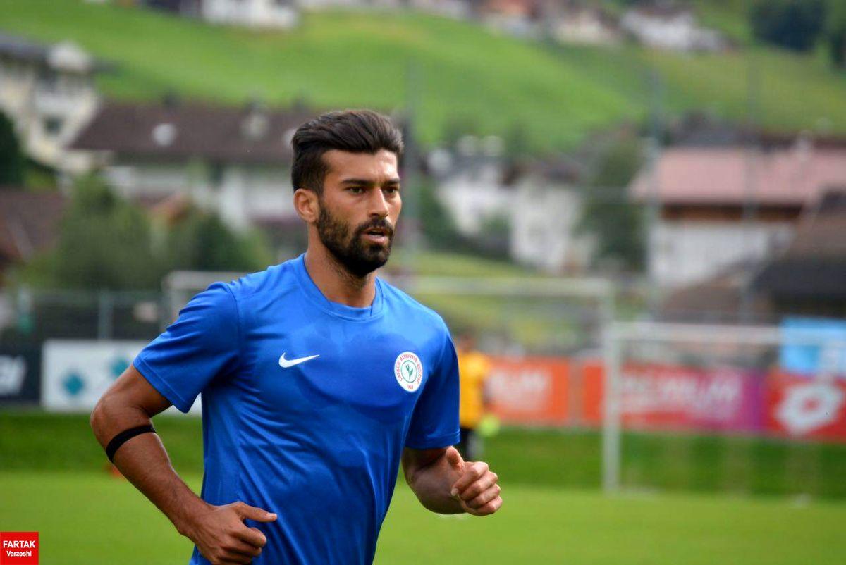 ابراهیمی و رضاییان در کنار کازورلا نامزد بهترین بازیکن هفته لیگ ستارگان