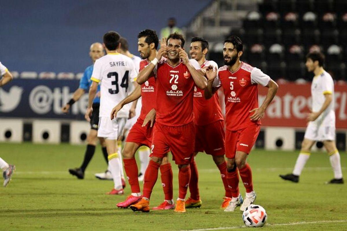 خوش خدمتی AFC به سعودیها؛ مهاجم پرسپولیس 6 ماه محروم شد!