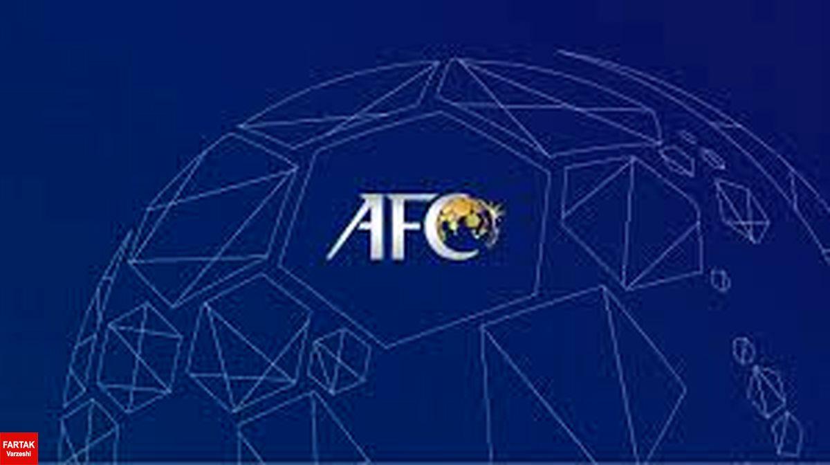 زمان بندی مسابقات فوتبال و فوتسال آسیا در سال 2021