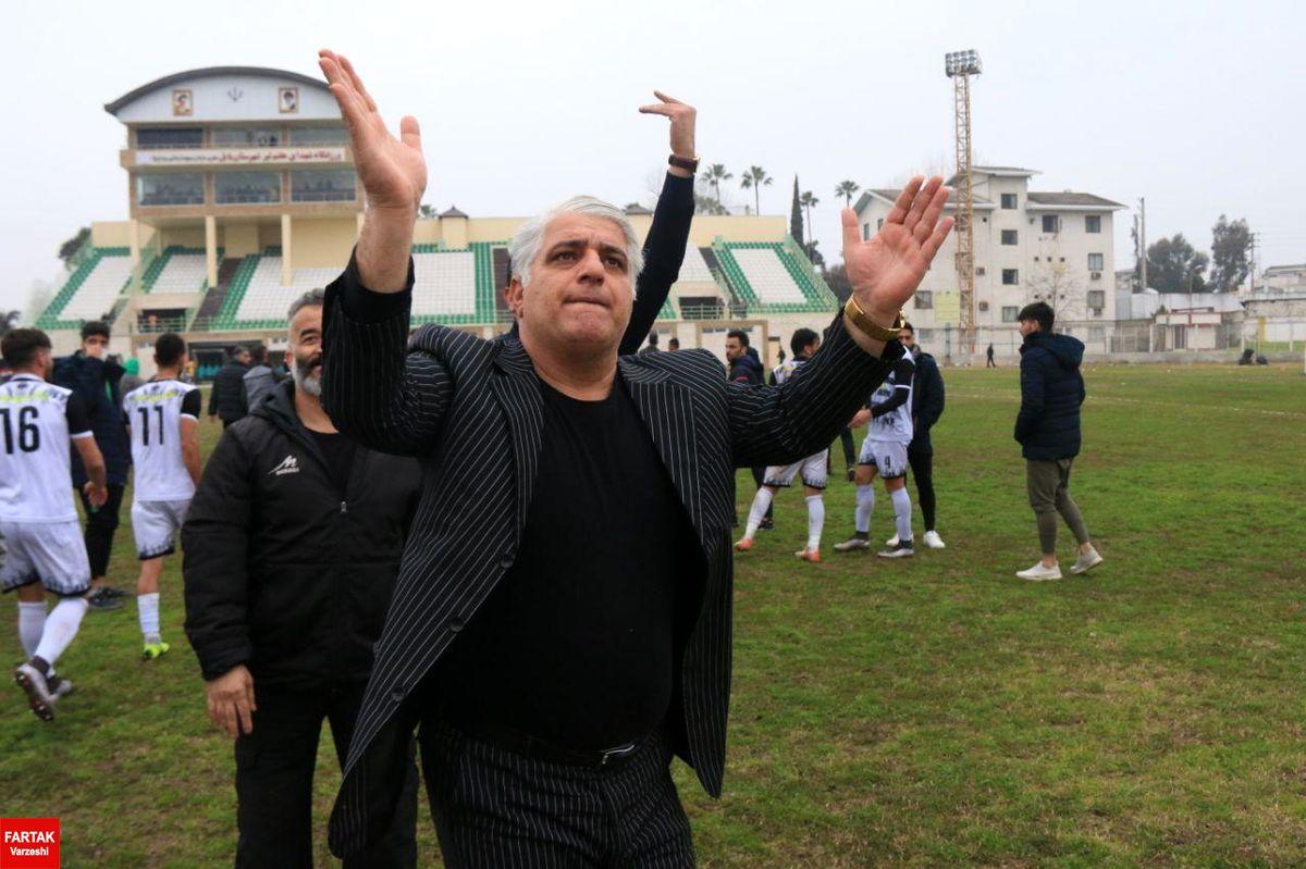 جدایی مدیرعامل باشگاه رایکا بابل از این باشگاه
