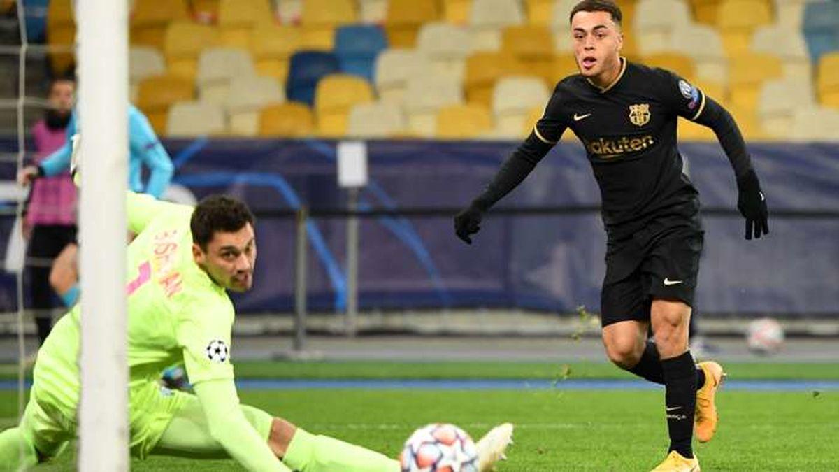 خوشحالم به پیروزی بارسلونا کمک کردم