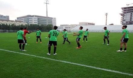 برگزاری تمرین ریکاوری ملی پوشان فوتبال