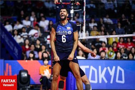 آخرین خبرها از وضعیت مصدومان تیم ملی والیبال ایران
