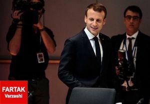 نتیجه فینال جام جهانی از نگاه رئیس جمهور فرانسه