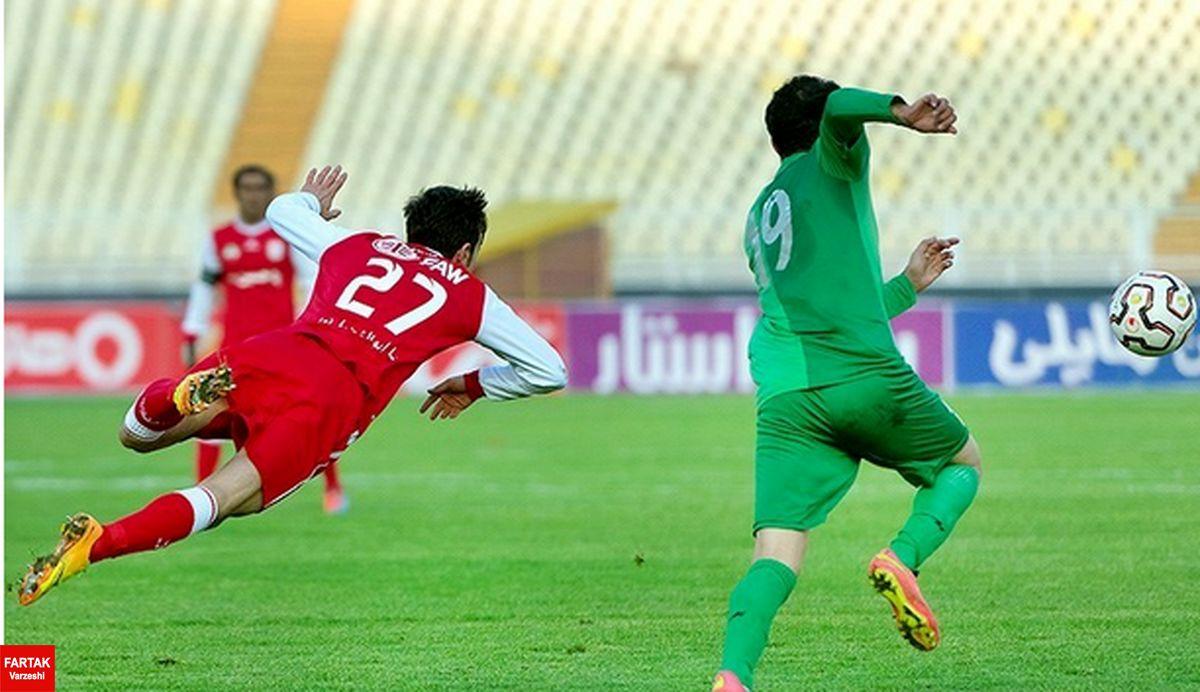 لیگ برتر فوتبال| تلاش پیکان برای قرار نگرفتن در سراشیبی سقوط
