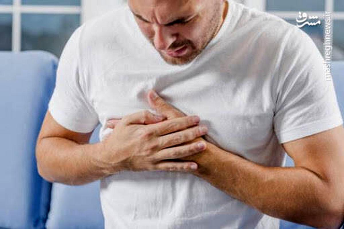10 روش خانگی برای بهبود درد قفسه سینه