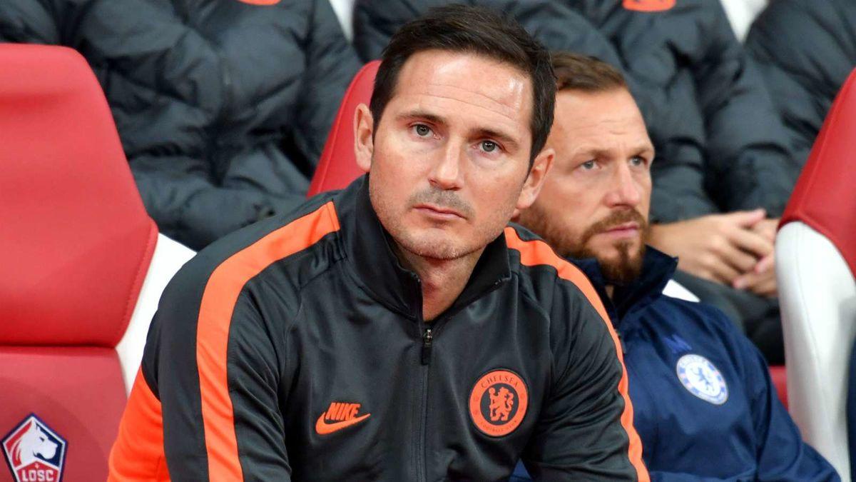 فرانک لمپارد با تغییر در لیگ قهرمانان مخالفت کرد