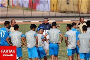 کرانچار در تیم ملی امید کار سختی را پیش رو دارد