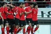 شکست پاراگوئه مقابل ژاپن و تساوی کرهجنوبی مقابل گرجستان در دیدارهای دوستانه