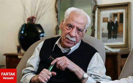 گزارشگر و مفسر باسابقه ورزش ایران دار فانی را ودافع گفت.