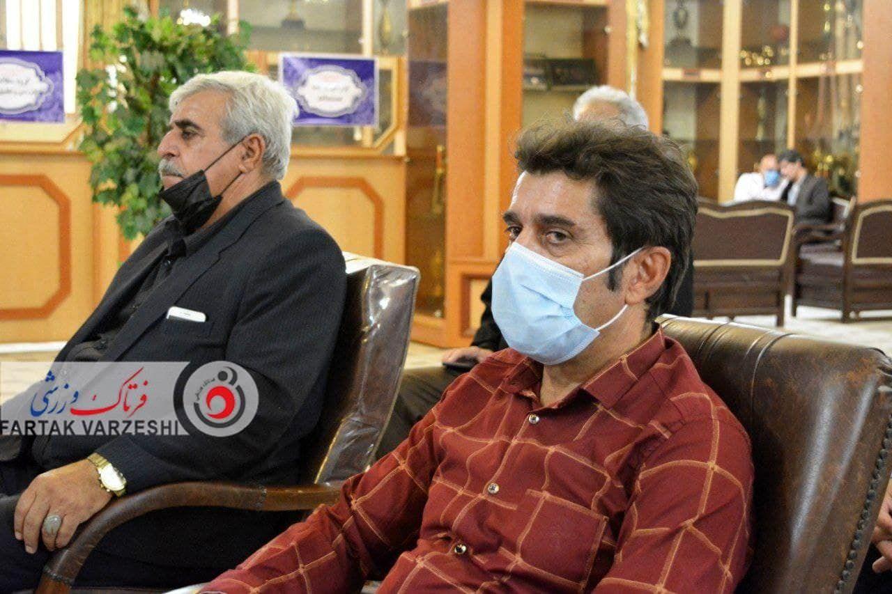 پیشکسوتان- وحید حسینی- شیرزاد تیموری