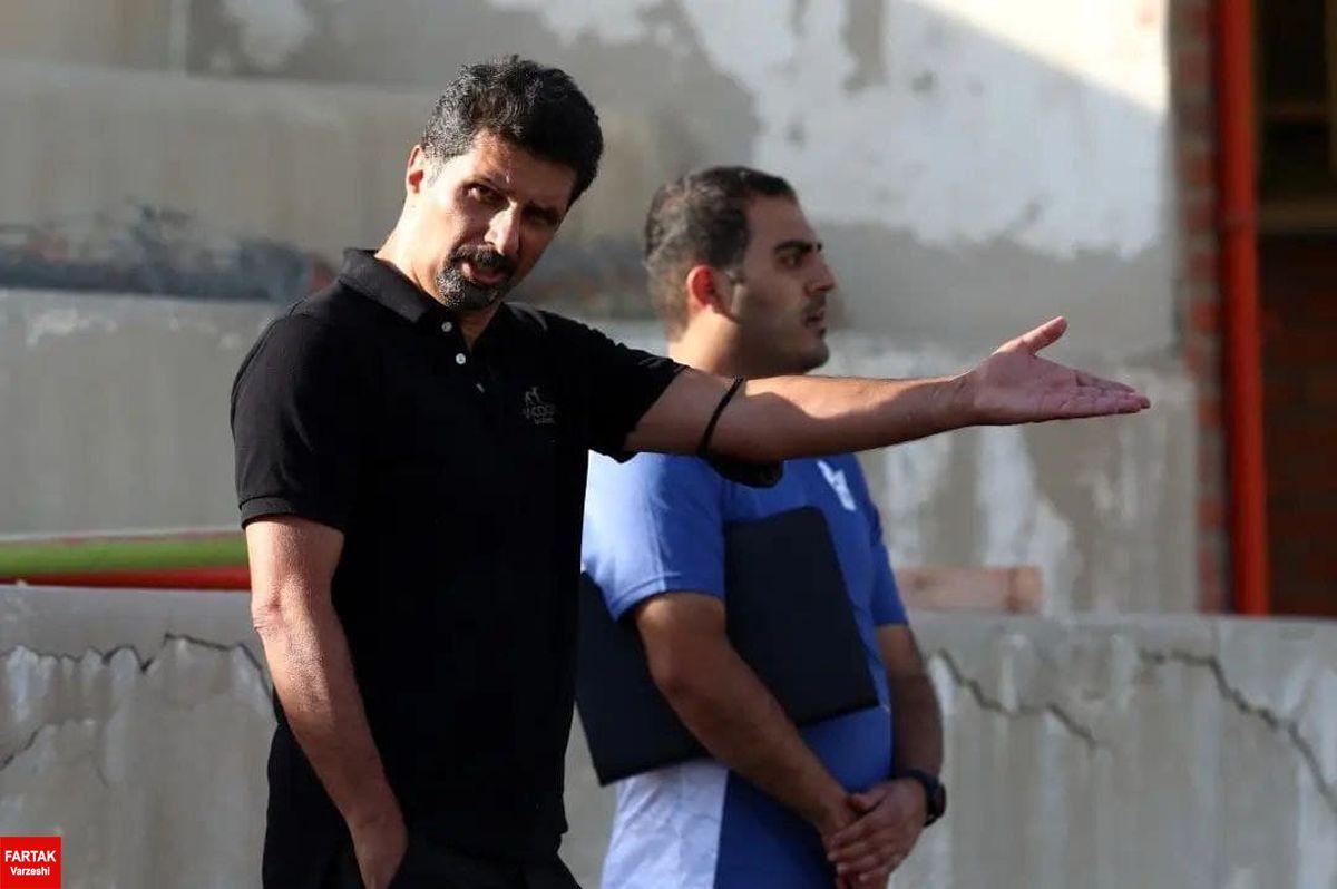 اردوی 4 روزه تیم فوتبال پیکان در تهران