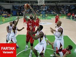 خلاصه نتایج رقابت های بسکتبال المپیک ریو