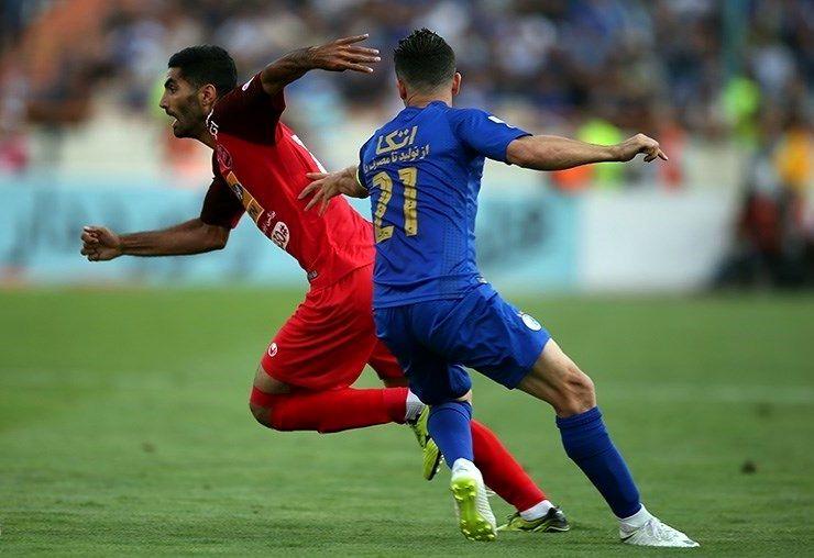 محمد انصاری: بازیکنان باید خودشان را کنترل کنند/ مهم موفقیت پرسپولیس است