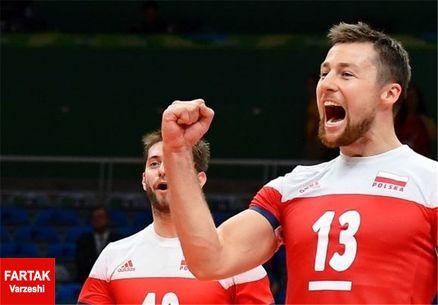 کوبیاک: رفتارهای تماشاگران ایران، جای تعجب ندارد/ هیچ کدام از بازیهای تیم والیبال لهستان در ایران را ندیدم