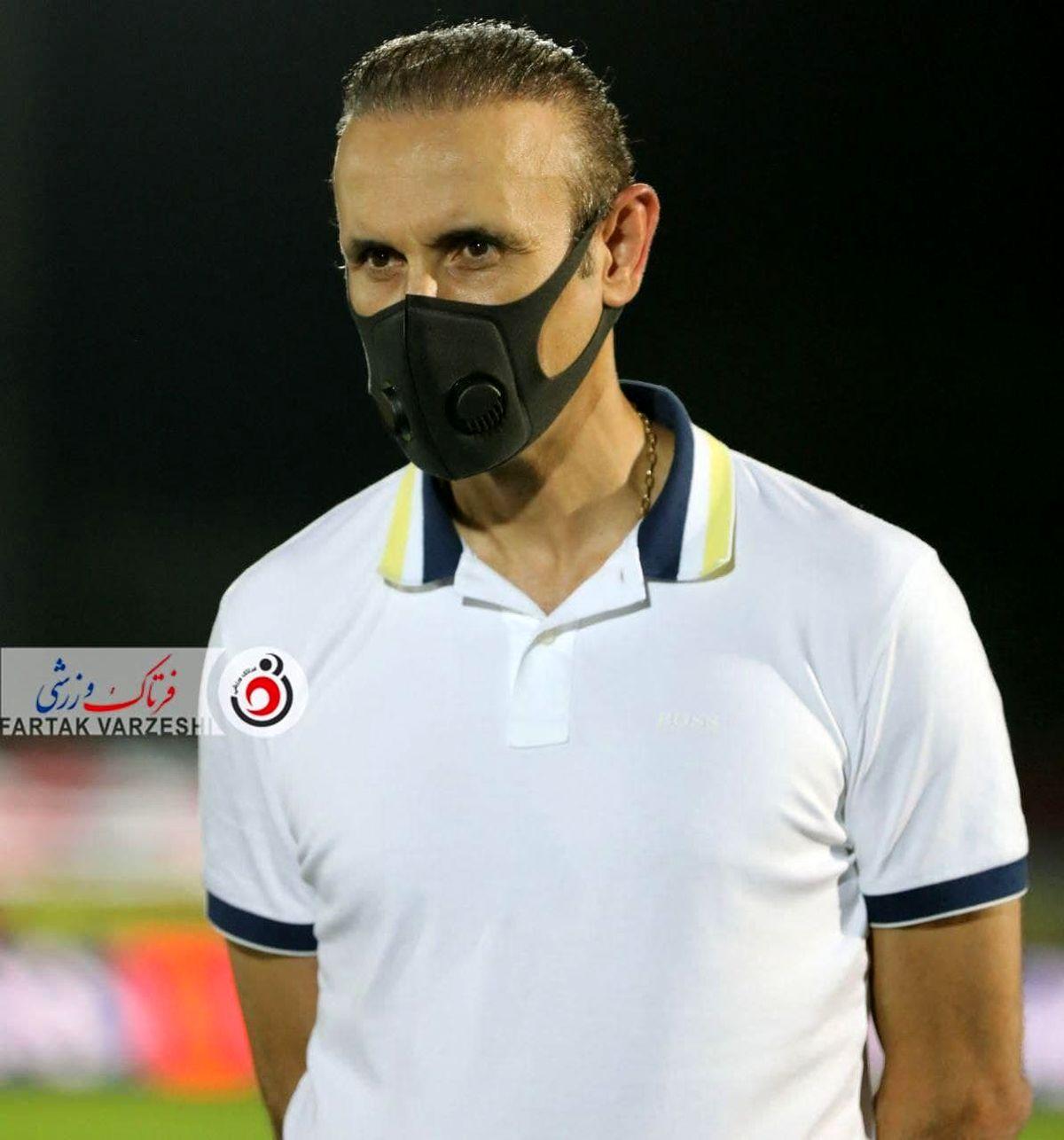 گل محمدی به باشگاه پرسپولیس لیست نداده است