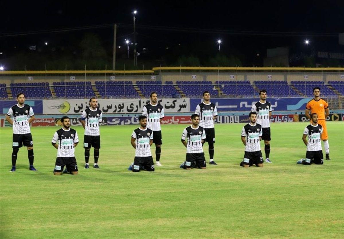 آخرین وضعیت ۲ بازیکن کرونایی نفت مسجدسلیمان