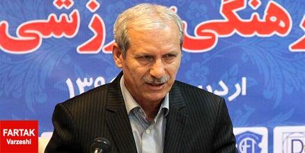 نصیرزاده پاسخ خطیر را داد/شما که حقوق بلدی چرا بازیکن خلاف مقررات به ایران آورده ای!