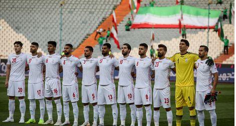 رونمایی از لیست تیم ملی فوتبال ایران مقابل عراق