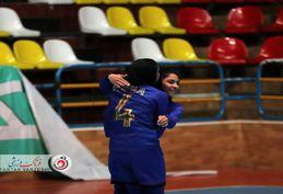 گزارش تصویری دیدار فوتسال بانوان هیات فوتبال اصفهان/کیمیای اسفراین