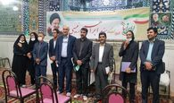حمایت قهرمان 5 دورهی رقابتهای جهانی ووشو از سید ابراهیم رئیسی