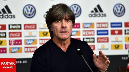 یواخیم لوو: آلمان در نیمه دوم شایسته پیروزی بود
