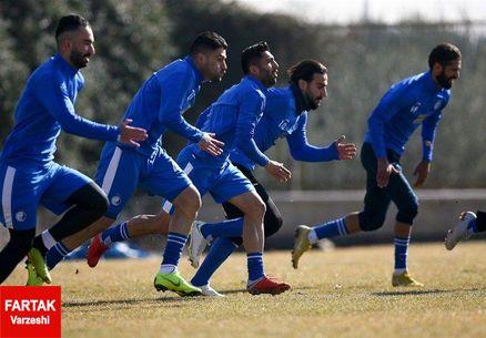 باشگاه استقلال همچنان به دنبال پیدا کردن زمین تمرین ثابت