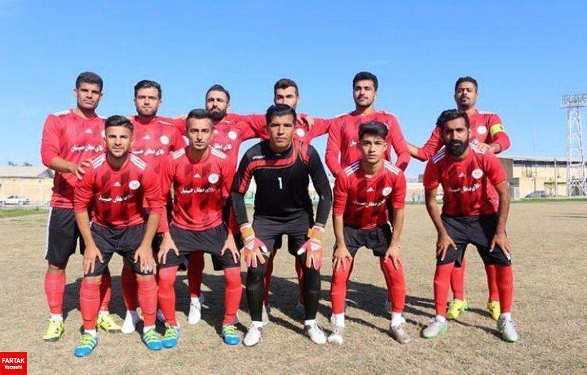 صعود زودهنگام فرهنگ رامهرمز به لیگ دسته سوم کشور با حکم هیات فوتبال!