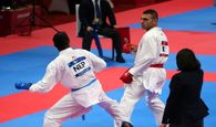لیگ جهانی کاراته |پایان کار ایران با یک طلا، یک نقره و ۲ برنز