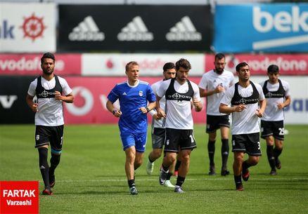 صفحه رسمی تیم ملی آلمان مسی ایرانی را معرفی کرد