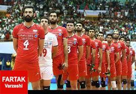 پیام اینستاگرامی کنفدراسیون والیبال آسیا به تیم والیبال ایران