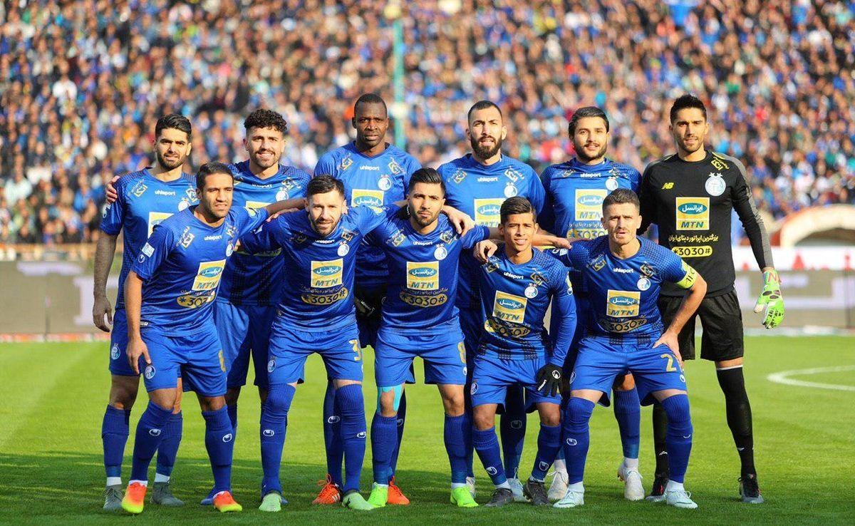 بازیکنان استقلال: الاهلی را با قدرت میبریم!