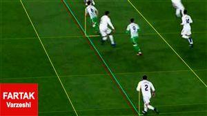 باورنکردنی؛ اشتباه عجیب VAR در بازی رئال مادرید و بتیس (عکس)