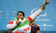 ملی پوش ایرانی رکورد جهان را جا به جا کرد