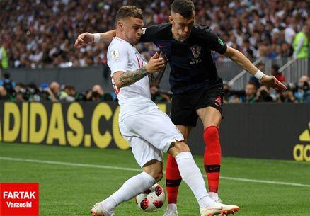 برتری آماری فینالیست جام جهانی مقابل سه شیر