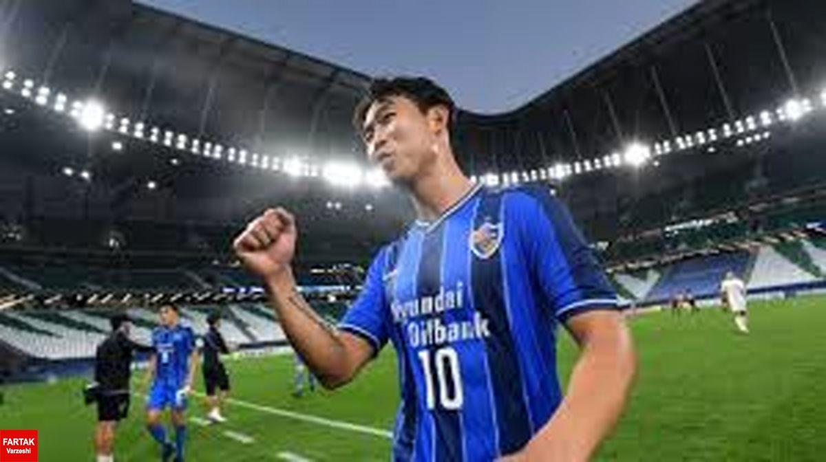 بیتگارام بهترین بازیکن لیگ قهرمانان آسیا شد