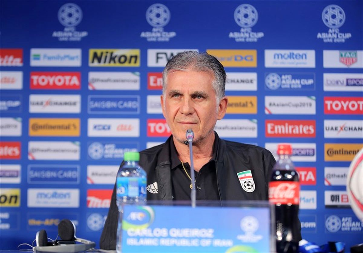 کارلوس کی روش در آستانه حضور در تیم ملی فوتبال ایران