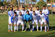 اعلام ترکیب تیم فوتبال استقلال برای دیدار دوستانه