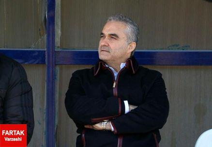 موافقت مالک باشگاه نساجی با استعفای اسدی