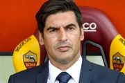 فونسکا: آینده خودم را در رم میبینم/ پیشرفت ما پس از بازی رفت با سامپدوریا شروع شد