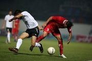 بازیکنان و کادر فنی شاهین بوشهر نقره داغ شدند