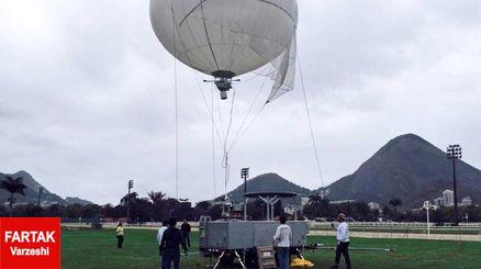 از تکنولوژی نظامی برای امنیت ریو استفاده میشود